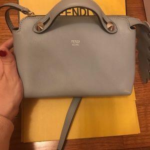 Fendi by the way mini crystal bag  Karl collection